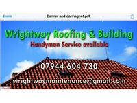 all roofing works carried out