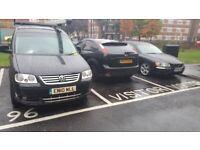 Volkswagen Caddy 2010 - Black colour coded bumpers - Good Condition
