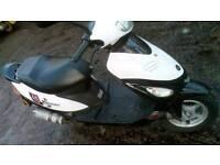 Baotian 49 cc scooter