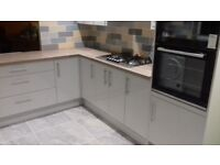 Carpenter and kitchen fitter