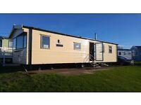 3 Bedroom/8 Berth Deluxe Caravan for Rent