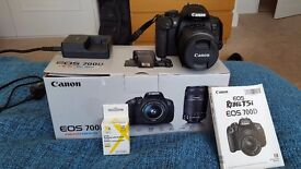 Canon EOS 700D (Rebel T5i) - Perfect Condition