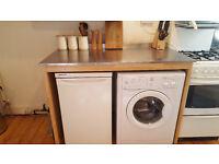 Ikea freestanding kitchen work unit/top