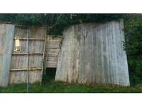 Fence and Shed Panels FREE