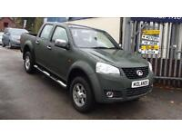 Great Wall Steed 2.0dti se 4x4 double cab pickup