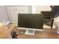 "HP Pavilion 23xi 23"" Widescreen LED LCD Monitors excellent condition and fully working"