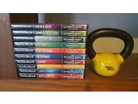 KettleworX DVDs & Kettlebell