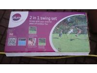 Free Plum 2-in-1 Swing Frame (no seats included)