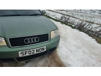 Audi a6 2.5 tdi swap small diesel