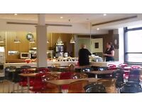 Coffee Bar Catering Assistant - Part Time - 20 hours a week - 3 jobs available