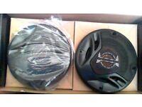 car coaxial speakers 120w