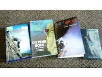 Climbing books / guides.