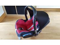 Maxi-Cosi Red CabrioFix Baby Car Seat Group 0+ Rear Facing