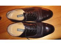 Bally Styleflex Black Shoes