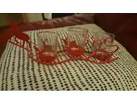 Avon Xmas Tealight Holder