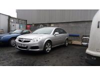 Vectra for sale spares or repairs