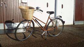Dawes Gazelle 21 inch frame Ladies cycle Reynolds 531 frame