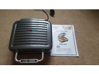Hairy Bikers Ceramic Grill