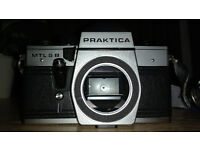 Praktica MTL 5B MTL5B 35mm film camera