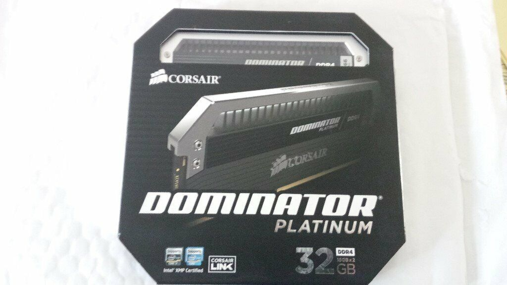 (2*16GB) DDR4 RAM, Intel, AMD Ryzen compatible  St Austell