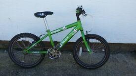 "Boys Raleigh Striker Bike 14"" Wheel"