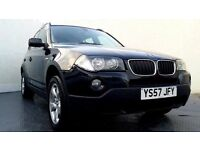 2008 | BMW X3 2.0d SE 5dr | Manual | Diesel | 2 Former Keepers | 3 Months Warranty |