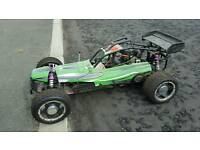 2 Stroke RC Buggy