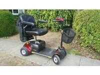 Go Go Elite Traveller Plus Mobility Scooter.