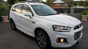 2016 Holden Captiva Wagon ( Brand New ) Liverpool Liverpool Area Preview