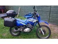 2000 Yamaha xt600e