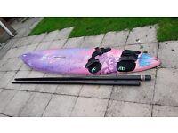 Windsurfer plus accesories