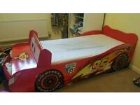 Racing car bed Toddlers