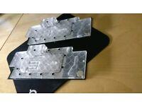 Titan X Water blocks x2