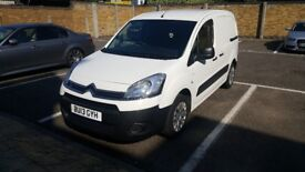 2013 Citroen Berlingo 1.6 HDI 3 Seats NO VAT