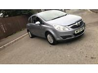 Vauxhall corsa 41000 miles from new brilliant little motor low insurance not a fiesta clio etc
