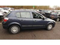2006 Vauxhall Astra LIFE For Sale - 1.6 Ltr Diesel With 3 Months Warranty