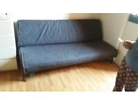 Ikea sofa bed cheap needs to go asap!!