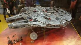 BRAND NEW! LEGO Star Wars UCS Millenium Falcon (75192) Extremely Rare! In hand