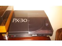 Aiwa PX 30 Turntable