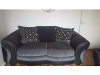dfs 3seater and large 2seater sofas