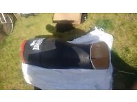 New Lonsdale punch bag
