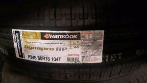 245/60/18 Hankook DYNAPRO HP2 RA33  **ON SALE**