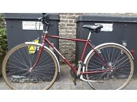 French Men's Hybrid Bike in Perfect Condition( (Size 48)