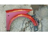 Audi a2 front wing