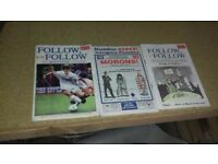 3 collector's rangers magazine programme