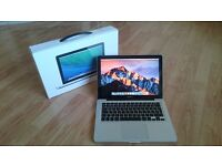 "13"" apple macbook pro unibody 500gb"