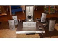 Panasonic SC-HT335 Home Cinema with Dvd,Speakers and Subwoofer !!!