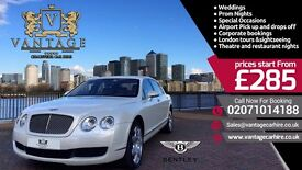 ★★Arrive In Style★★ Wedding Car Airport Bentley Hire Mercedes Hire Range Rover Hire Rolls Royce Hire
