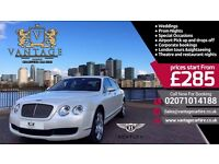 ★★Arrive In Style★★ Wedding Car Hire Chauffeur Airport Bentley Mercedes Range Rover Rolls Royce