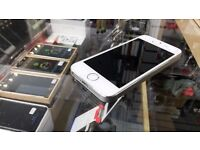 **With Receipt - Good Condition iPhone 5s 32GB Silver Unlocked